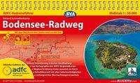 Roland Schmellenkamp: ADFC-Radreiseführer Bodensee-Radweg 1 : 50.000, Buch