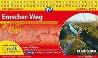 Leonie Böhmer: ADFC-Radreiseführer Emscher-Weg 1 : 50.000, Buch