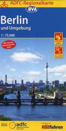 ADFC-Regionalkarte Berlin und Umgebung, Diverse