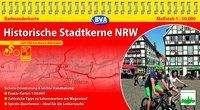 Kompakt-Spiralo BVA Historische Stadtkerne NRW, 1:50.000, mit GPS-Track-Download, Diverse