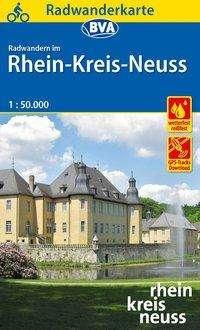 Radwanderkarte BVA Radwandern im Rhein-Kreis Neuss 1:50.000, Diverse