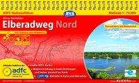 Otmar Steinbicker: ADFC-Radreiseführer Elberadweg Nord 1:75.000, Diverse