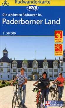 Radwanderkarte BVA Radwandern im Paderborner Land 1:50.000, Diverse