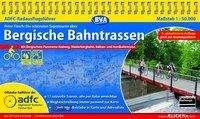 Peter Flesch: ADFC-Radausflugsführer Bergische Bahntrassen 1:50.000, Diverse