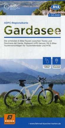 ADFC-Regionalkarte Gardasee, 1:50.000, Diverse