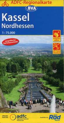 ADFC-Regionalkarte Kassel Nordhessen 1:75.000, Diverse