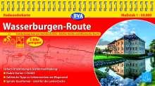 Kompakt-Spiralo BVA Wasserburgenroute, 1:50.000, mit GPS-Track Download, Diverse