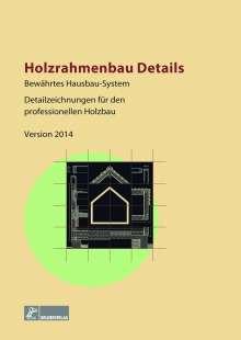 Klaus Fritzen: CD-ROM Holzrahmenbau-Details, CD-ROM