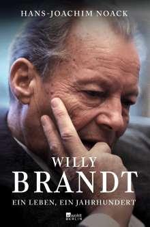 Hans-Joachim Noack: Willy Brandt, Buch