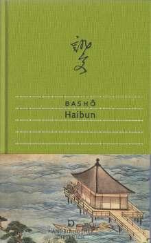 Matsuo Basho: Haibun, Buch