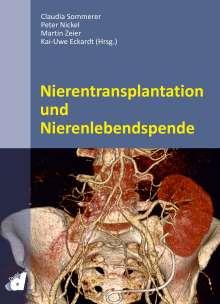 Nierentransplantation und Nierenlebendspende, Buch