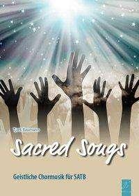 Tjark Baumann: Sacred Songs, Buch
