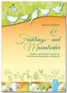 Frühlings- und Maienlieder, Buch