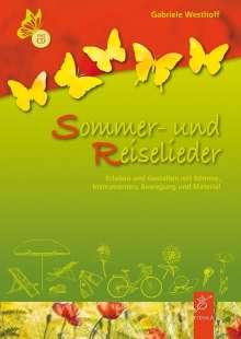 Sommer- und Reiselieder, Buch