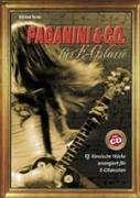 Wieland Harms: Paganini und Co. für E-Gitarre, Buch