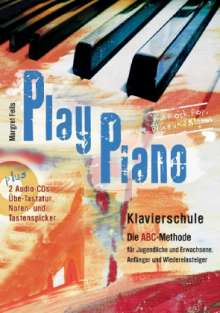 Play Piano, Noten