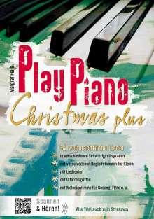 Margret Feils: Play Piano Christmas Plus, Buch