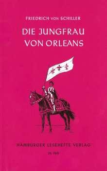 Friedrich von Schiller: Die Jungfrau von Orleans, Buch