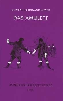 Conrad Ferdinand Meyer: Das Amulett, Buch