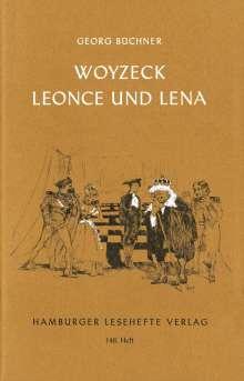 Georg Büchner: Woyzeck / Leonce und Lena, Buch