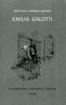 Gotthold Ephraim Lessing: Emilia Galotti, Buch