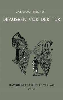 Wolfgang Borchert: Draußen vor der Tür, Buch