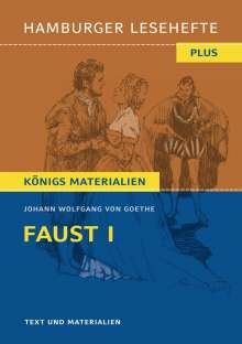 Johann Wolfgang von Goethe: Faust I, Buch