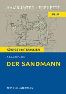 Ernst Theodor Amadeus Hoffmann: Der Sandmann, Buch
