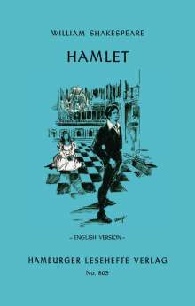 William Shakespeare: Hamlet. English Version, Buch