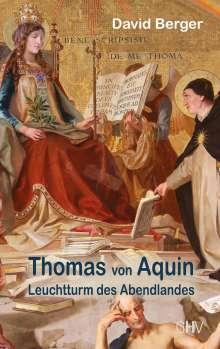 David Berger: Thomas von Aquin, Buch