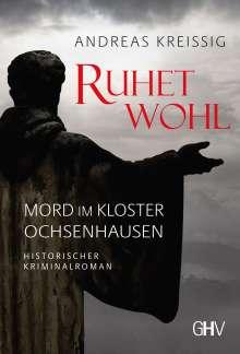 Andreas Kreißig: Ruhet Wohl, Buch