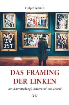 Holger Schmitt: Das Framing der Linken, Buch