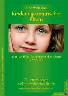 Nina W. Brown: Kinder egozentrischer Eltern, Buch
