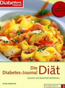 Kirsten Metternich: Die Diabetes-Journal-Diät, Buch