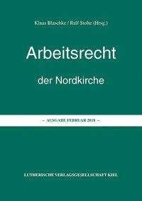 Arbeitsrecht Der Nordkirche 2018 Buch Jpc
