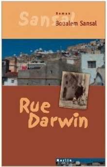 Boualem Sansal: Rue Darwin, Buch
