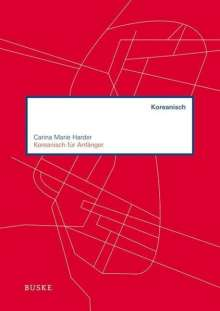Carina Maria Harder: Koreanisch für Anfänger, Buch