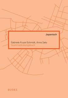 Gabriela Kruza-Schmidt: Grammatikübungsbuch Japanisch, Buch
