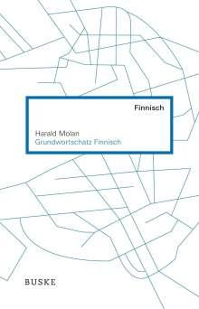 Harald Molan: Grundwortschatz Finnisch, Buch