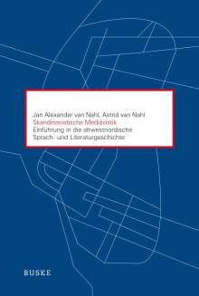 Astrid Van Nahl: Skandinavistische Mediävistik, Buch