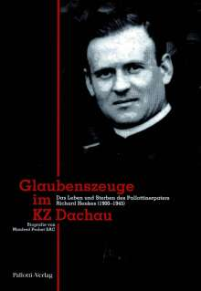 Manfred Probst: Glaubenszeuge im KZ Dachau, Buch