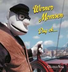 Werner Momsen: Dag ok..., CD