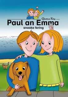 Paul an Emma, Buch