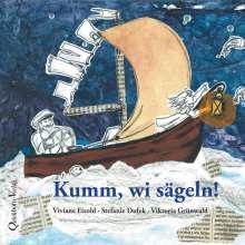 Viviane Eisold: Kumm, wi sägeln!, Buch