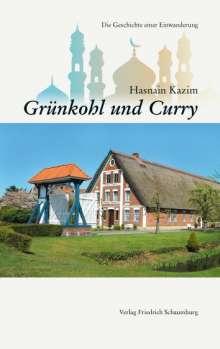 Hasnain Kazim: Grünkohl und Curry., Buch