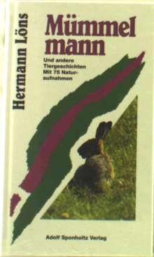 Hermann Löns: Mümmelmann, Buch