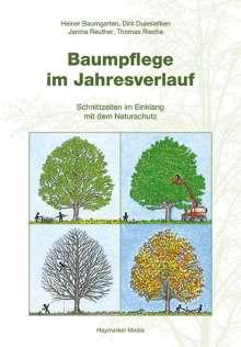 Heiner Baumgarten: Baumpflege im Jahresverlauf, Buch