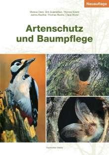 Markus Dietz: Artenschutz und Baumpflege, Buch