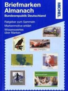 Briefmarken-Almanach Bundesrepublik Deu, Buch
