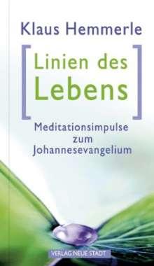 Klaus Hemmerle: Linien des Lebens, Buch